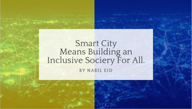 Smart Cities: Building Inclusive Digital Societies for All – Ruh Global Communications