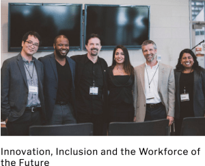 Innovation, Inclusion and the Smart City Workforce of the Future