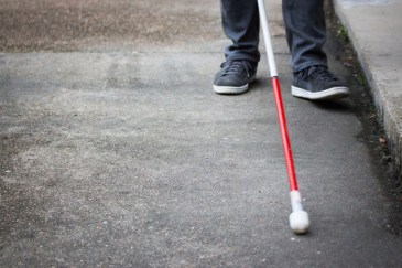 Ohio State University, Partners Develop 'Smart Paint' to Help the Visually Impaired Navigate Smart Cities