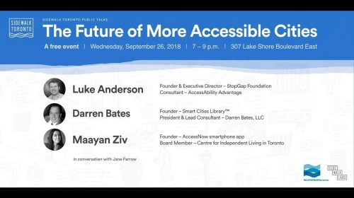 The Future of More Accessible and Inclusive Smart Cities
