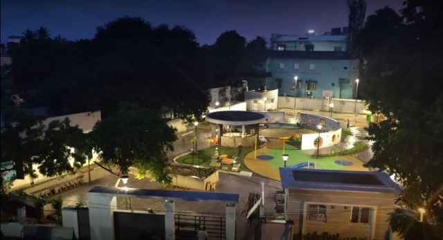 The Infinity Park – An Inclusive Playspace