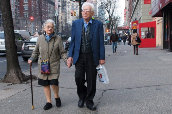 Aging Population Needs Walkable, Bikeable Cities