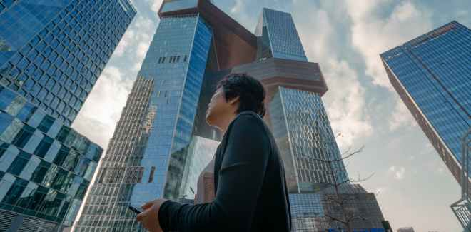 Smart Cities Could Give The Blind A New Outlook On Urban Life