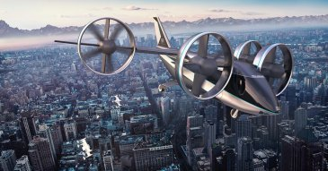 Urban Air Mobility Must Incorporate The Needs Of Disabled Citizens