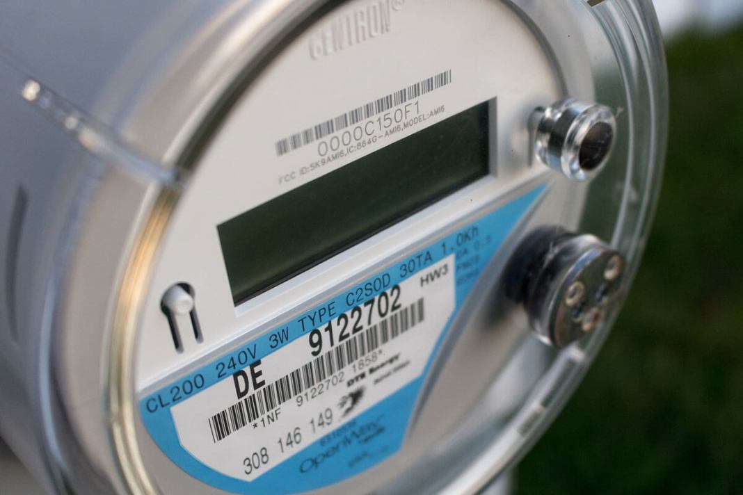 Control Electricity With Smart Meter