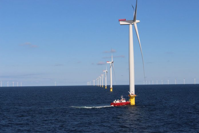 Offshore Wind Farms In The World