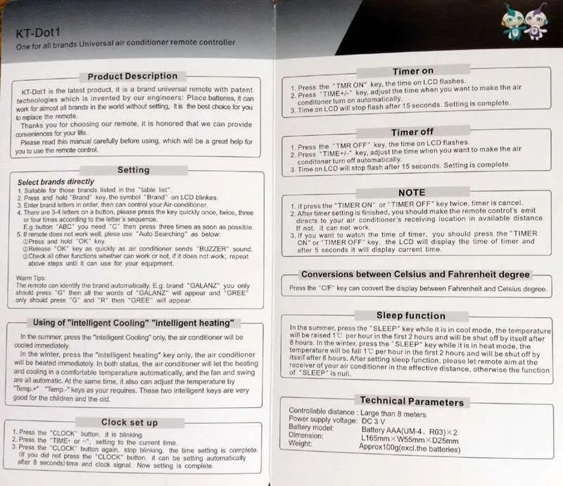 lg smart inverter ac manual