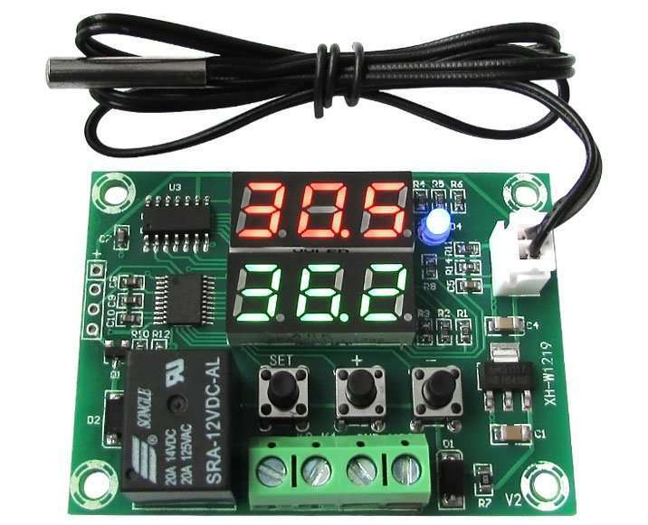 Digital Thermostat Module Model Xh W Manufacturer