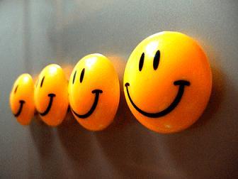 Picture happy faces
