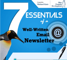 7 Essentials of a Well-Written Email Newsletter