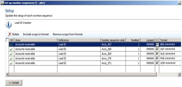 Tutorial - Number Sequence Framework in AX 2012 R3 (New module