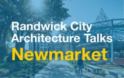 Randwick City Architecture Talks
