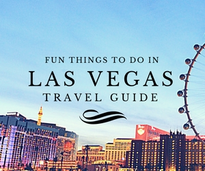 Las Vegas Itinerary 3 Days In Vegas For First Timers