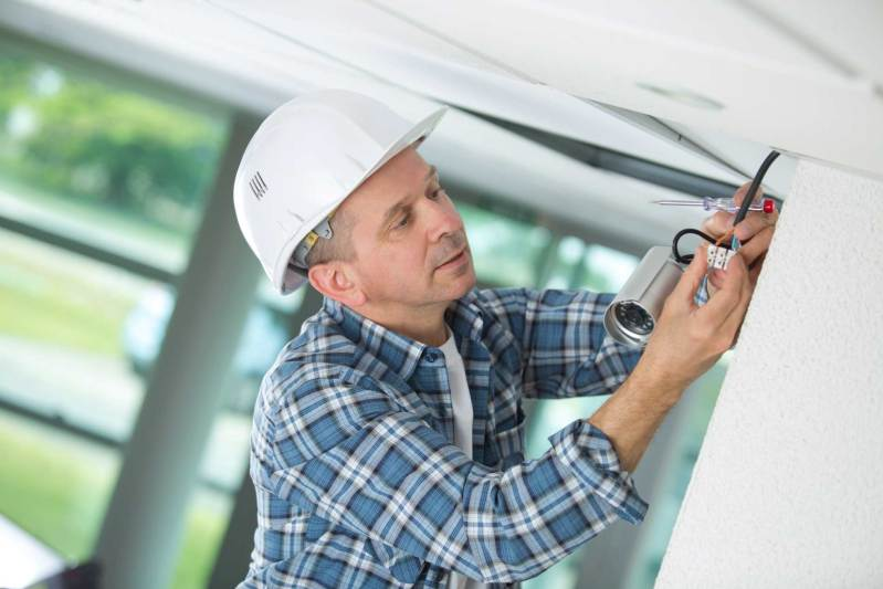 installing commercial security camera systems