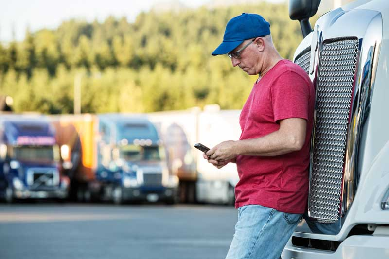 trucking & freight commercial security systems