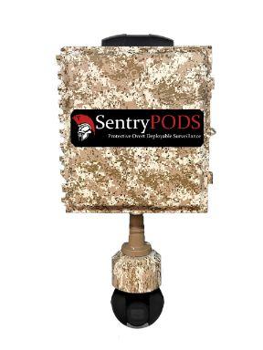 sentry pods security camera