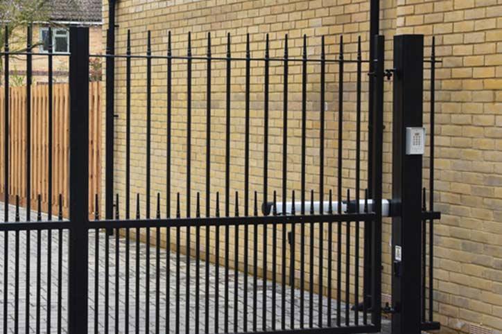 manufacturing security gate installer ohio
