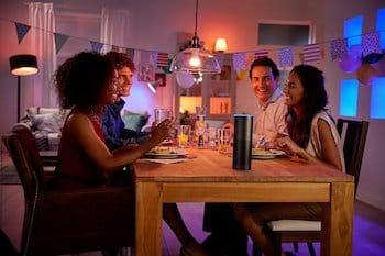 le lampadine Philips Hue sono compatibili con Alexa