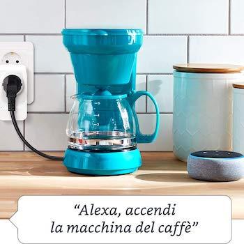 amazon smart plug è tra le prese compatibili alexa più popolari