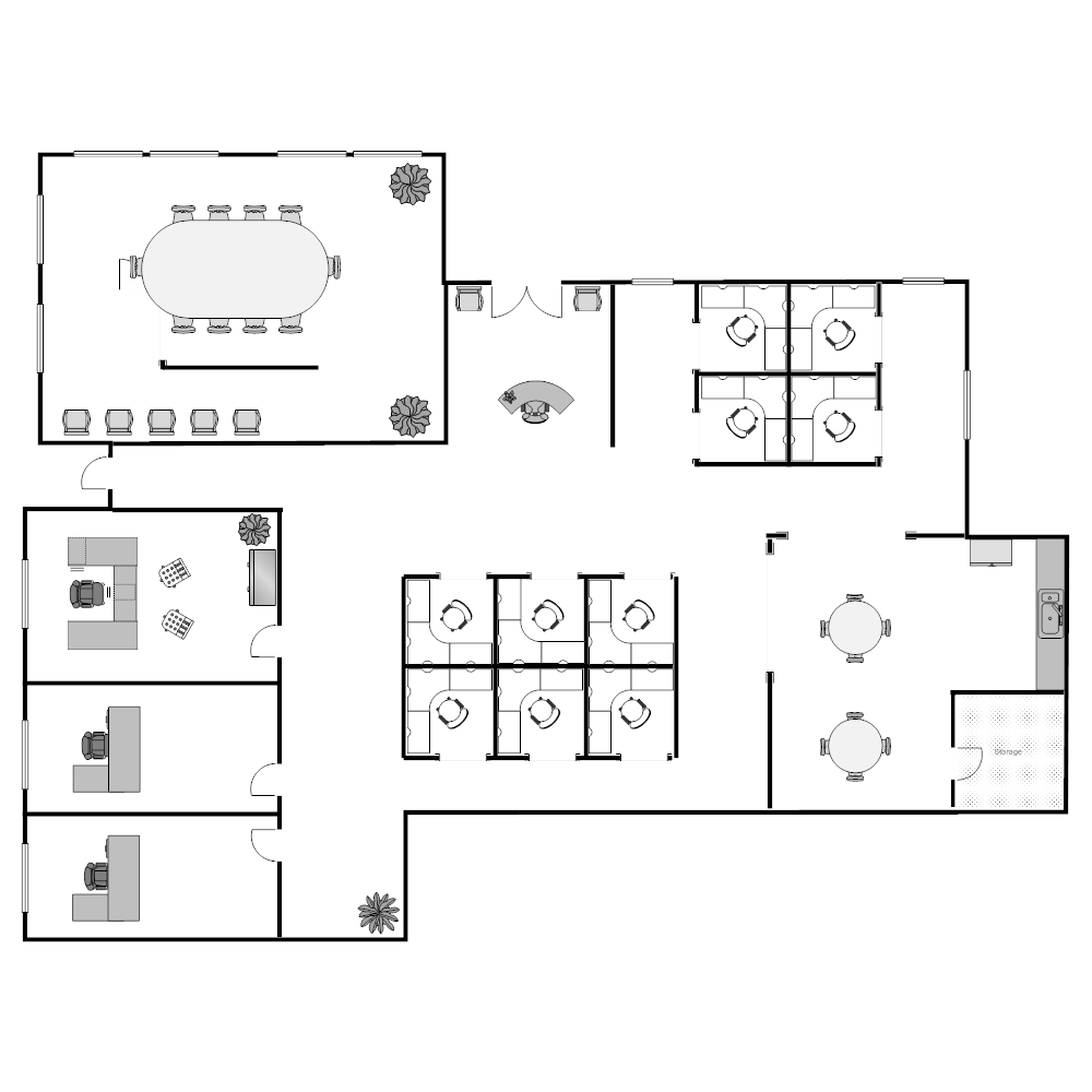 Floor Plan Templates  Draw Floor Plans Easily with Templates