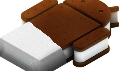 Ice Cream Sandwich Logo