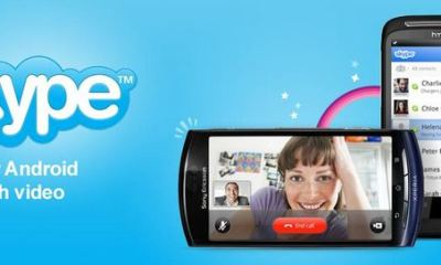 skype mit video