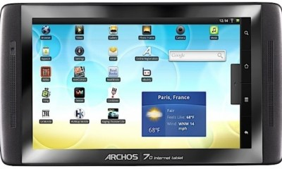 Archos-70-internet-tablet-home-screen