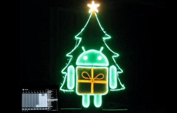 weihnachtsbaum-android