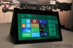 Lenovo IdeaPad Yoga CES 2012 (3)