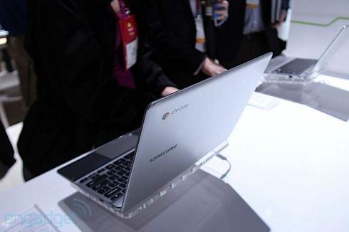 Samsung Series 5 Chromebook CES 2012 (6)