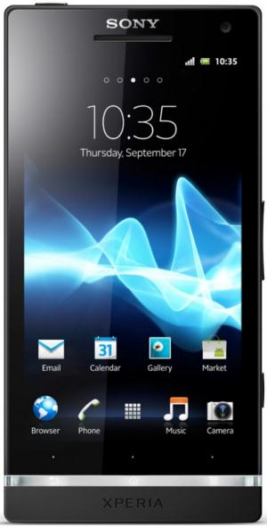 Sony Xperia S Produktbild