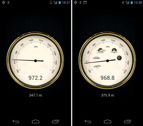 barometer-app-galaxy nexus