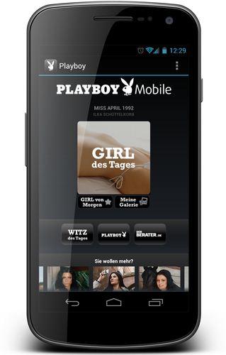 playboy girl des tages archiv