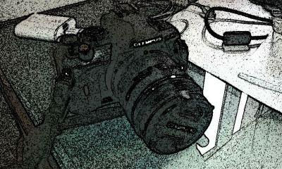 CartoonCamera