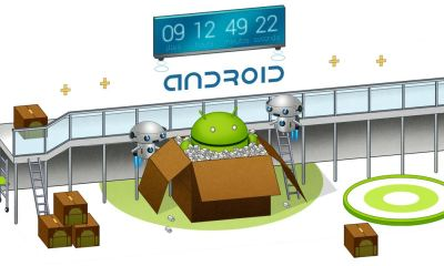 android event teaser mwc2012