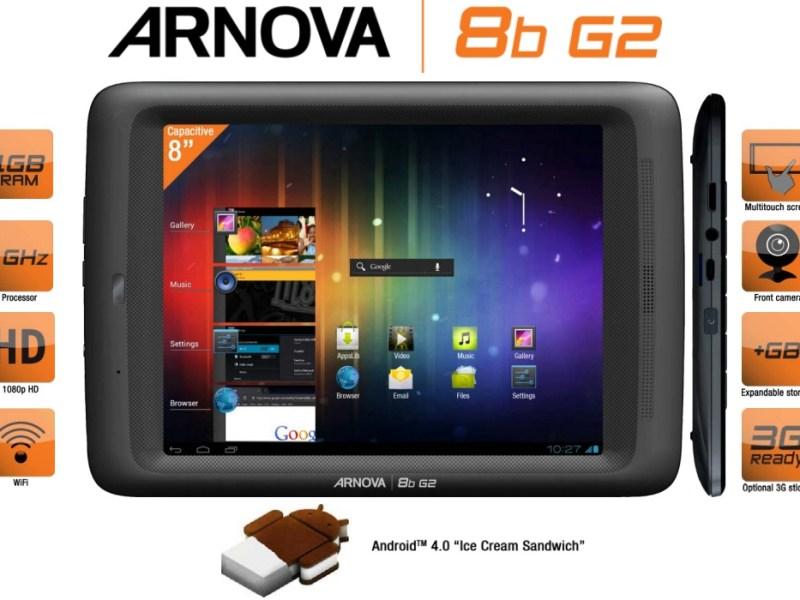 Archos Arnova 8b G2