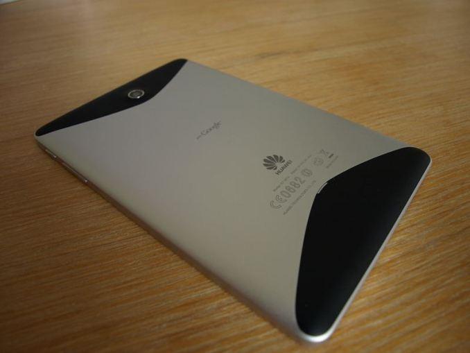 Huawei Mediapad Test