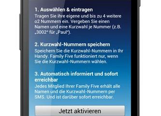 o2 app familiy five