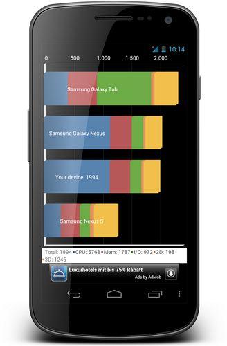 Quadrant Android Update