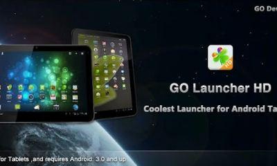 go launcher hd