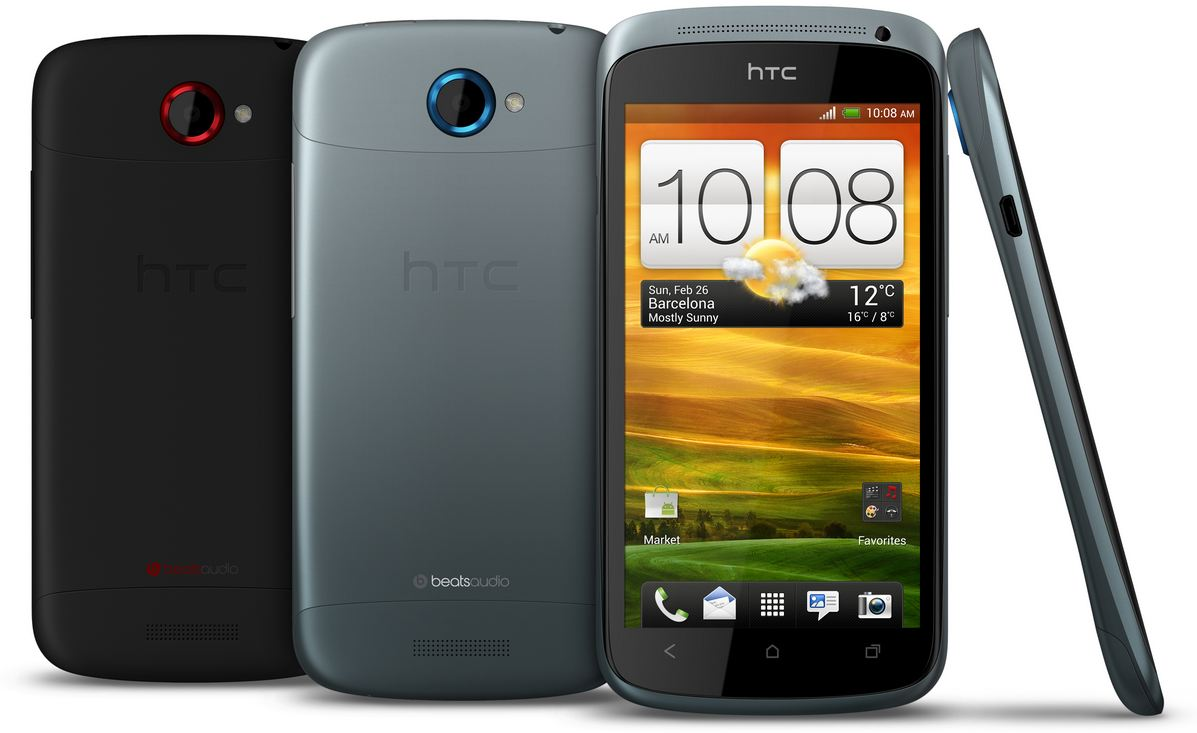 HTC One S Produktbild