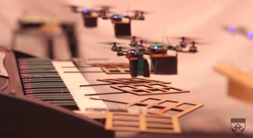 quadrocopter james bond