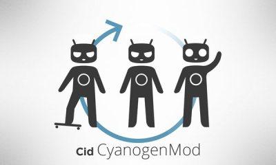 CyanogenMod Cid (Blog)