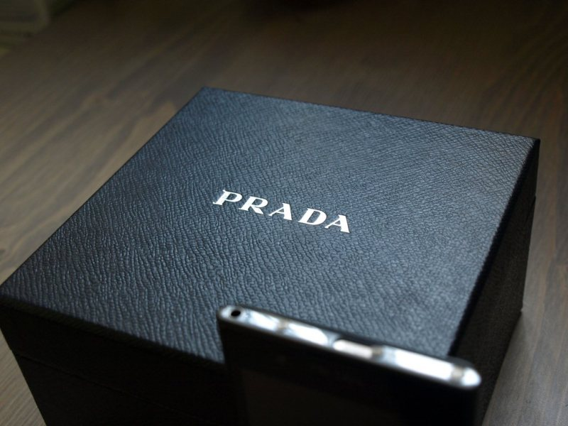 Prada Phone by LG 3.0 Unboxing