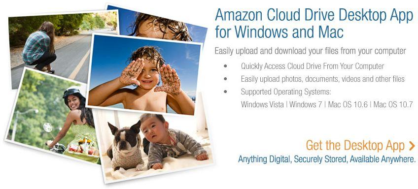 amazon cloud drive apps