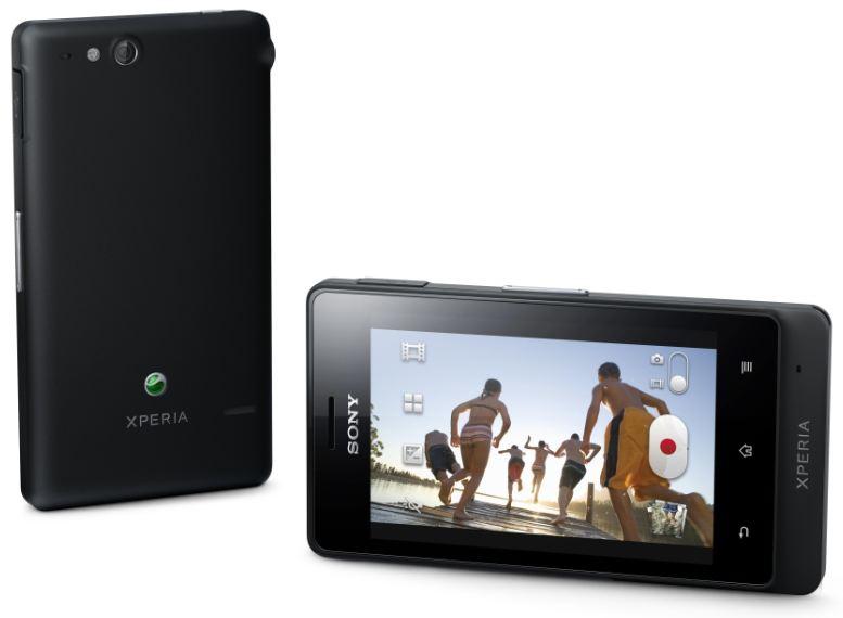 Sony Xperia Go Produktbild