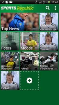 Sports Republic Screenshot Android