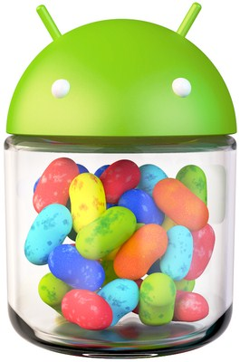 Android Jelly Bean Logo