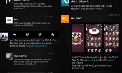Carbon für Android