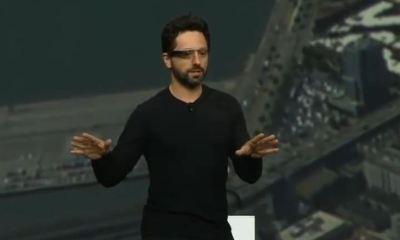google glasses io 2012